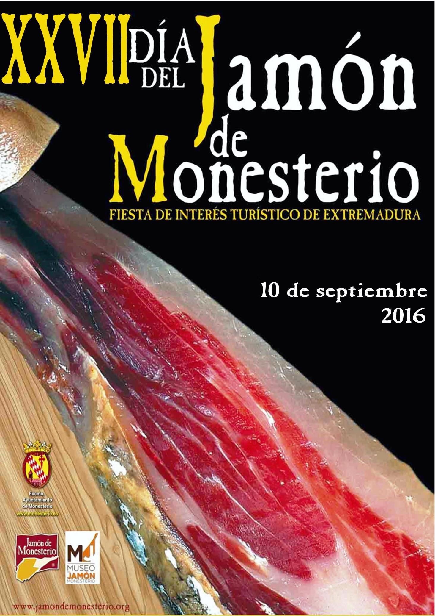 cartel jamon 2016